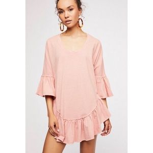 FP Sunset Pink Tunic